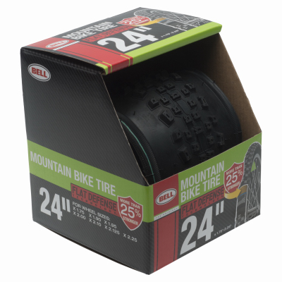 "24"" Mountain Bike Tire"
