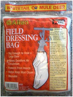 DLX Deer Carcass Bag