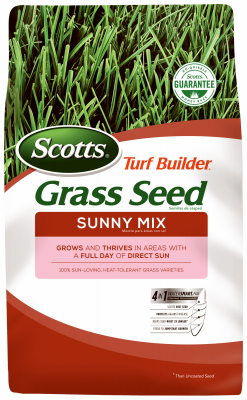 3LB Sunny Grass Seed - Woods Hardware