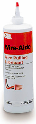 QT WireAide Lubricant - Woods Hardware