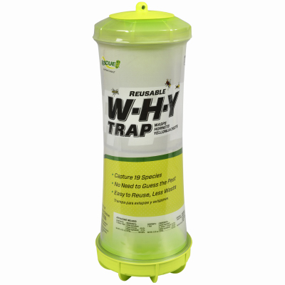 Why Wasp/Hornet Trap - Woods Hardware
