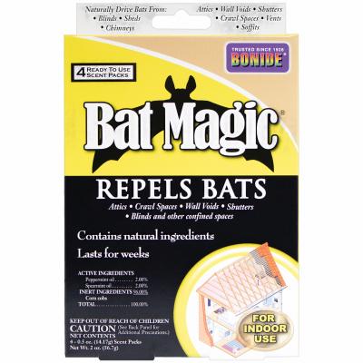4PK Bat Repellent