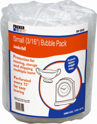 "12""x60%27 Bubble Pack"