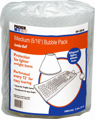 "12""x30%27 Bubble Pack"
