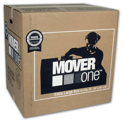 24x18x24 Mover One Box