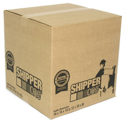 14x14x14 Shipping Box