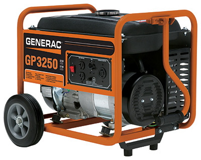 3250W Port Generator - Woods Hardware