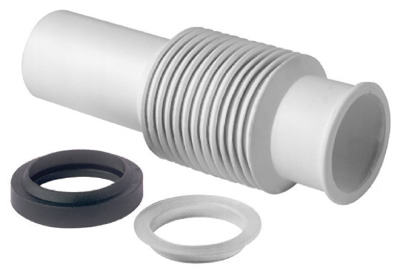 Flexible Discharge Tube
