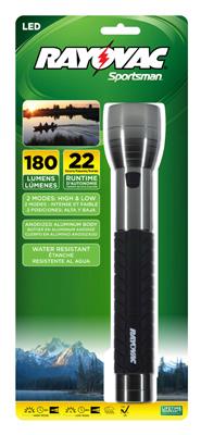 4W LED Flashlight
