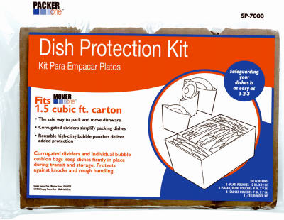 Dish Protection Kit