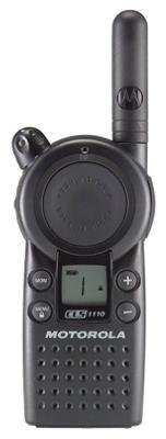 1W 1 CH UHF 2Way Radio