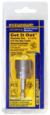 #15 1 Way Screw Remover