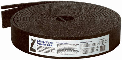 "4""x50' Expansion Joint - Woods Hardware"