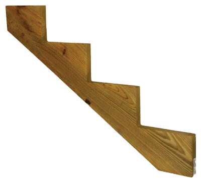 4 Step Stair Stringer