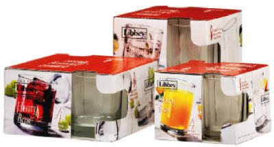 4PK 5OZ Juice Glass
