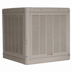 Champion Down Draft Duct Evaporative Cooler, 4900 CFM