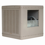 Champion Side Draft Duct Evaporative Cooler, 4500--CFM