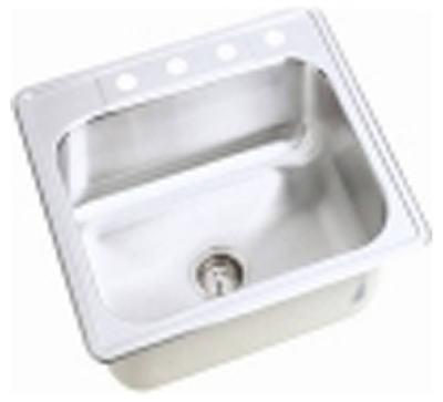 25x22x7 SGL Bowl Sink