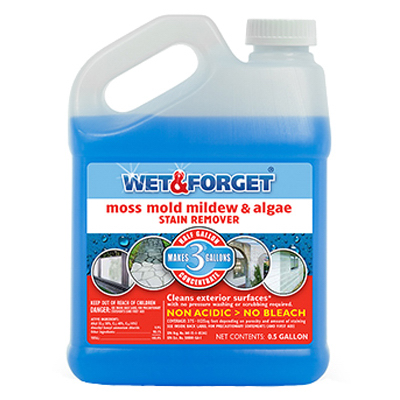 1/2GAL Wet/Forg Remover