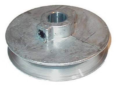 1/2x5 Pulley