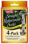 KAYTEE PRODUCTS INC. 100061883 4 Count, Replacement Finch Sock, Fits Finch Feeder True Value