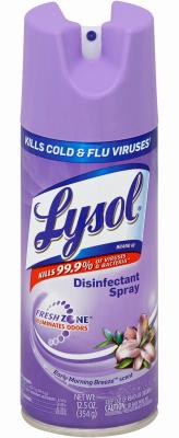 12.5OZ Lysol EarlySpray - Woods Hardware