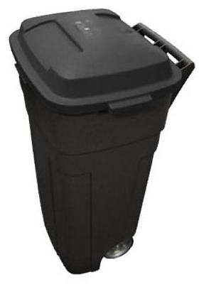 34GAL WHL Refuse Can - Woods Hardware
