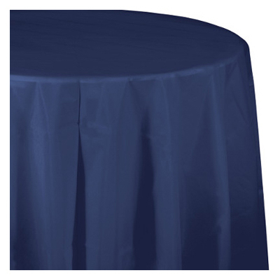 54x108 Navy Tablecover