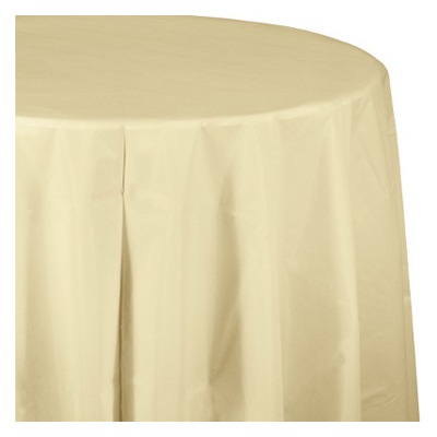 "82"" IVY RND Tablecover"