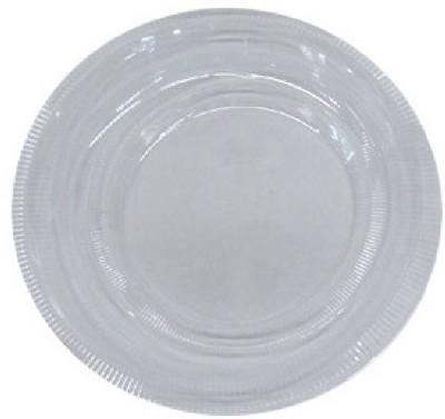 "20CT 7"" CLR Plas Plate"