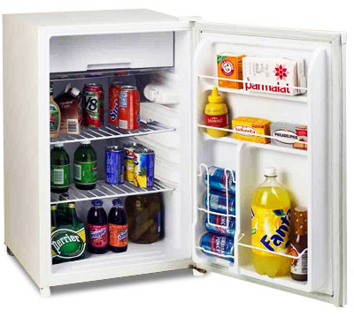 4.5CUFT Refrigerator