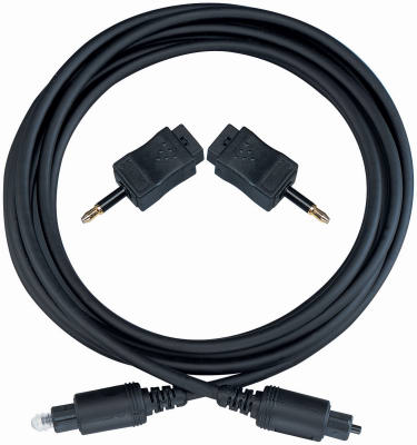 6' Stereo Audio Cable - Woods Hardware