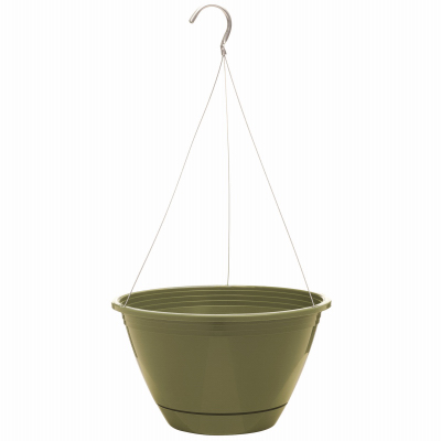 "10"" GRN Hang Planter"