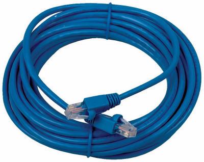 25 CAT5E BLU Cable