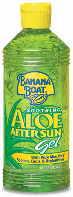 8OZ Aloe Aftersun Gel