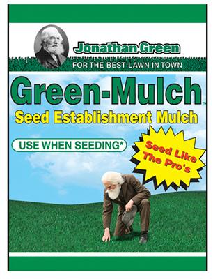 15LB GRN Mulch Seed
