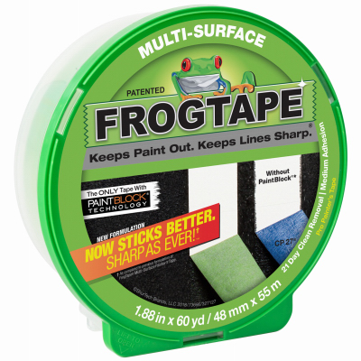 "1.88""x60YD Frog Tape"