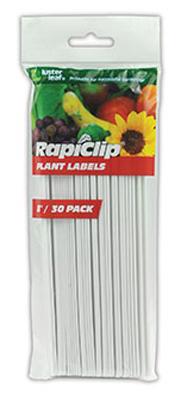 """30PK 8"""" Plant Labels"""