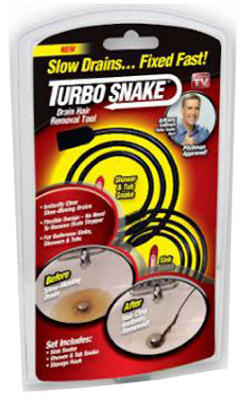 3PC Turbo Snake Set