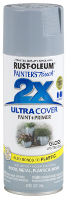PT2X12OZ GLS WGRY Paint