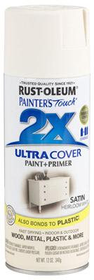 PT2X 12OZ Sat WHT Paint