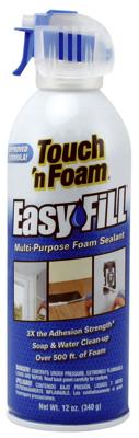 12OZ Easy Fill LTX Foam - Woods Hardware