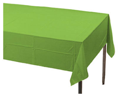 54x108 Lime Table Cover