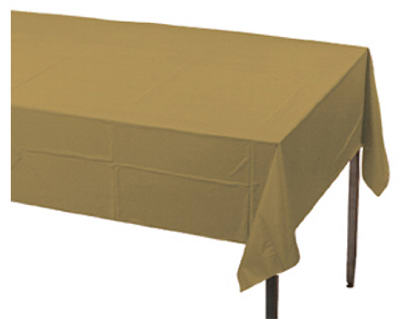 54x108 GLD Table Cover