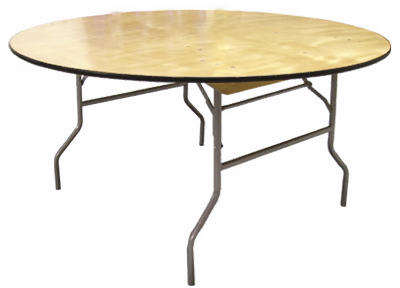 "48"" RND PlyWD Table"