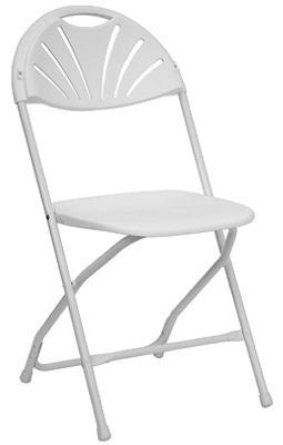 WHT Fanback Chair