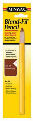 #7 Mahog WD Pencil