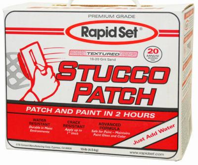 10LB Stucco Patch