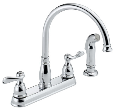 CHR 2Hand Kitch Faucet