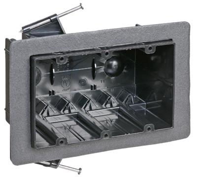3G Elec Outlet Box